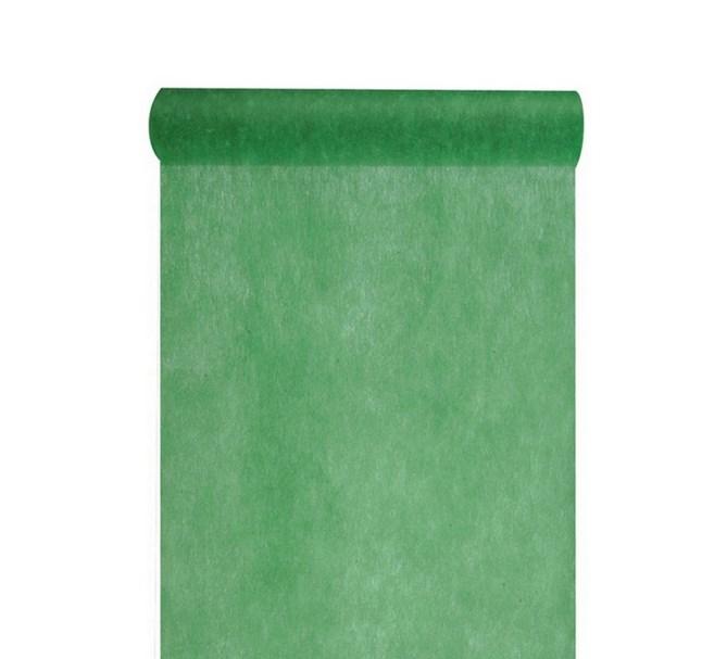 Bordslöpare Dekorväv Grön