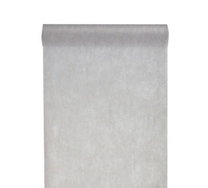 Bordslöpare Dekorväv Silver