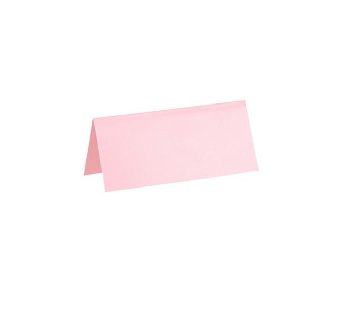 Placeringskort Rosa, 10-pack