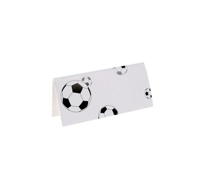 Placeringskort Fotboll, 10st