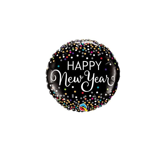 Ballong Happy New Year