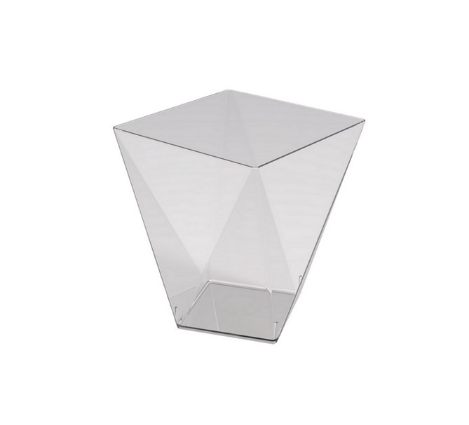 Dessertskål diamant 25-pack