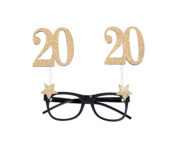 Glasögon födelsedag 20 år