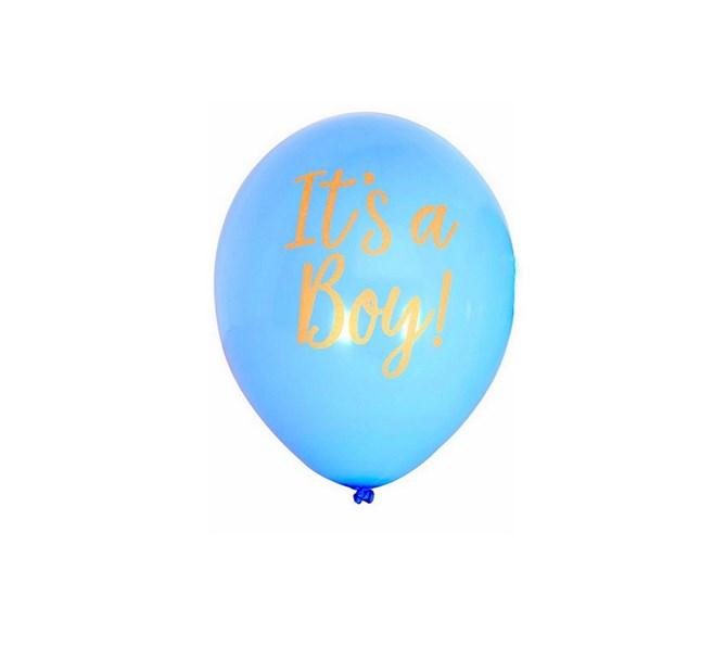 Ballonger It's A Boy, 8-pack