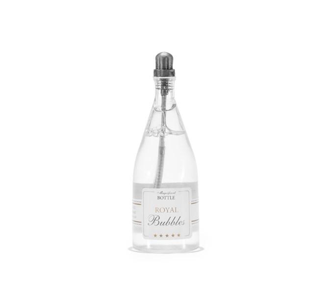 Såpbubblor 24 st Champagneflaska Royal,
