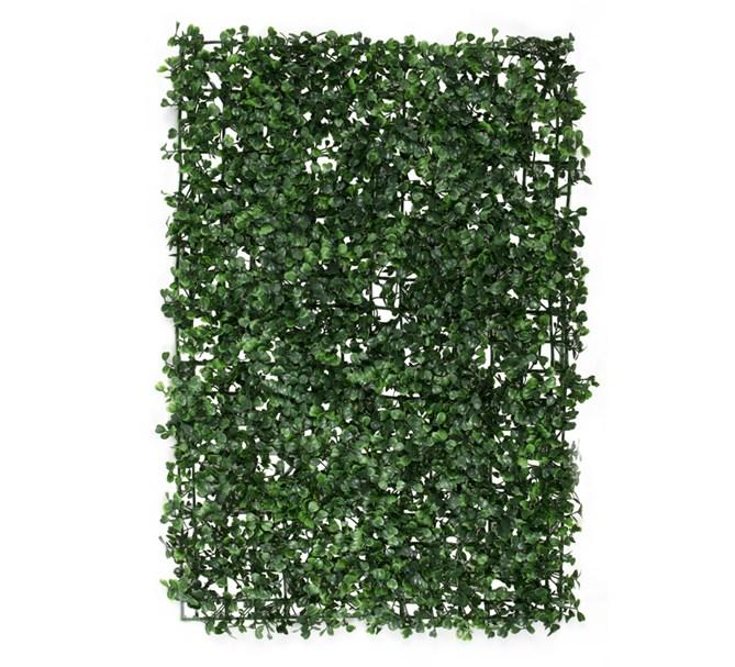 Blomstervägg grön, 40 x 60 cm.