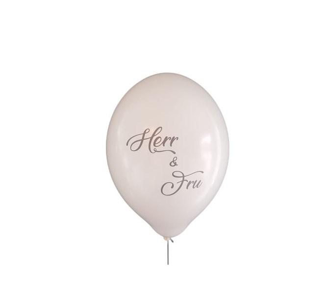 Ballonger Herr & Fru , 6-pack