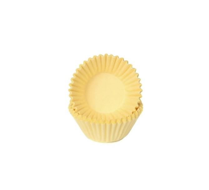 Formar choklad gul, 100 st