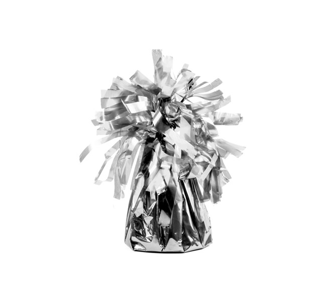 Ballongvikt silver