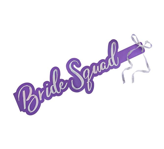 Ordensband bride squad