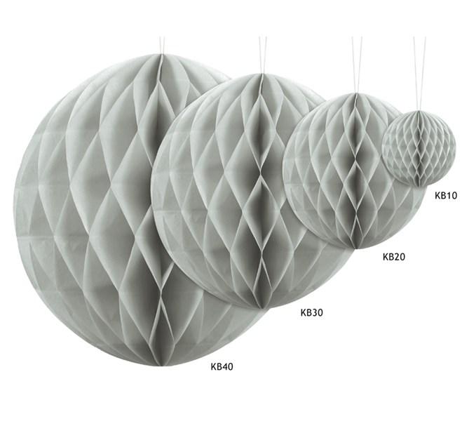 Honeycomb Ljusgrå