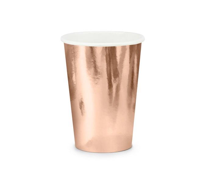 Engångsmugg rosé, 6-pack