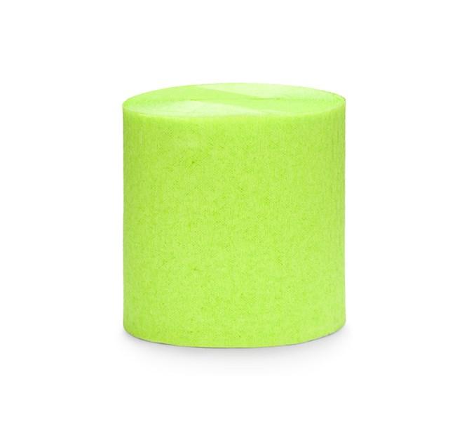 Kräppapper grön