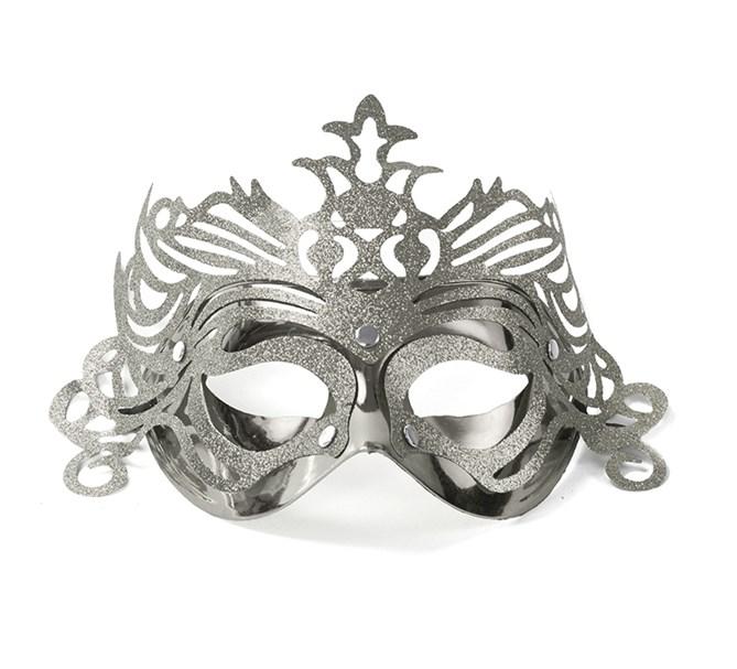 Ögonmask Silver