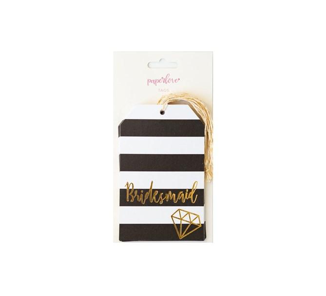 Etiketter till gåva, 12-pack