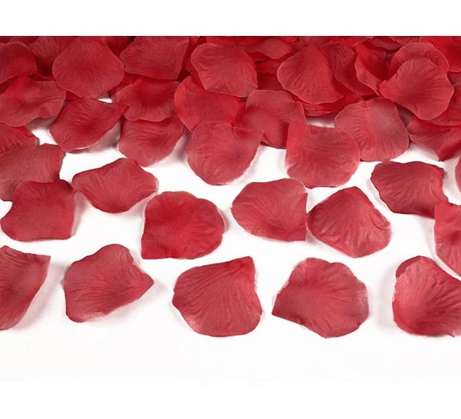 Rosenblad Röd