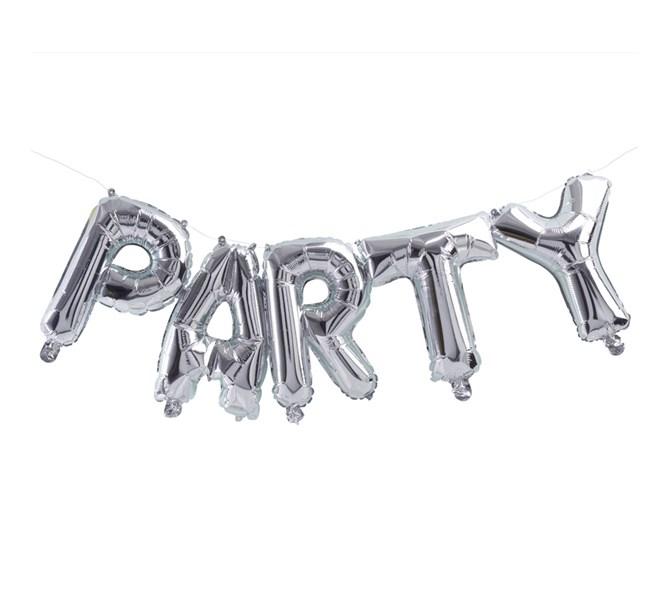 Ballonger Party silver