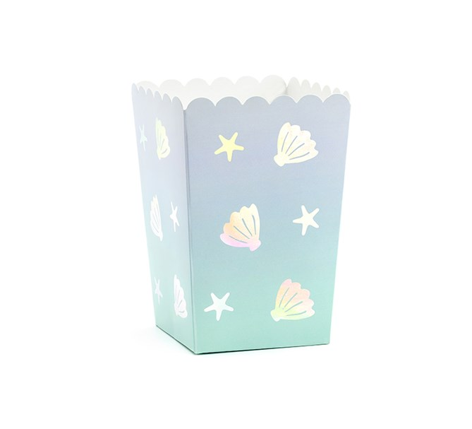 Popcorn boxar hav, 6-pack