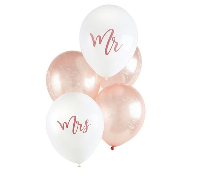 Ballonger mr & mrs rosé, 5-pack