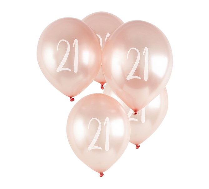 Ballonger Rosé 21, 5-pack