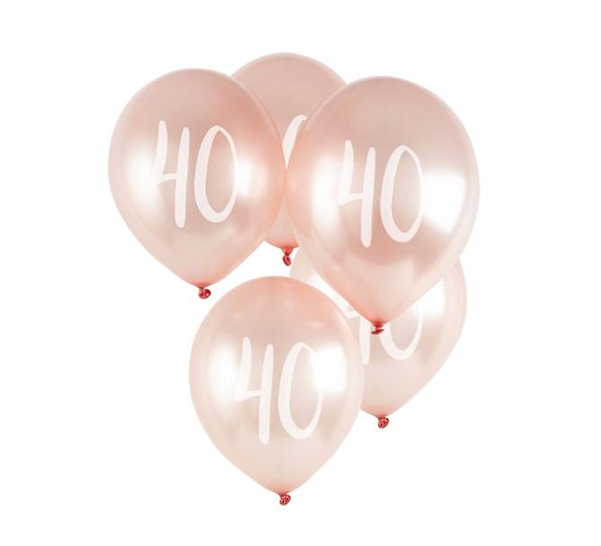 Ballonger Rosé 40, 5-pack