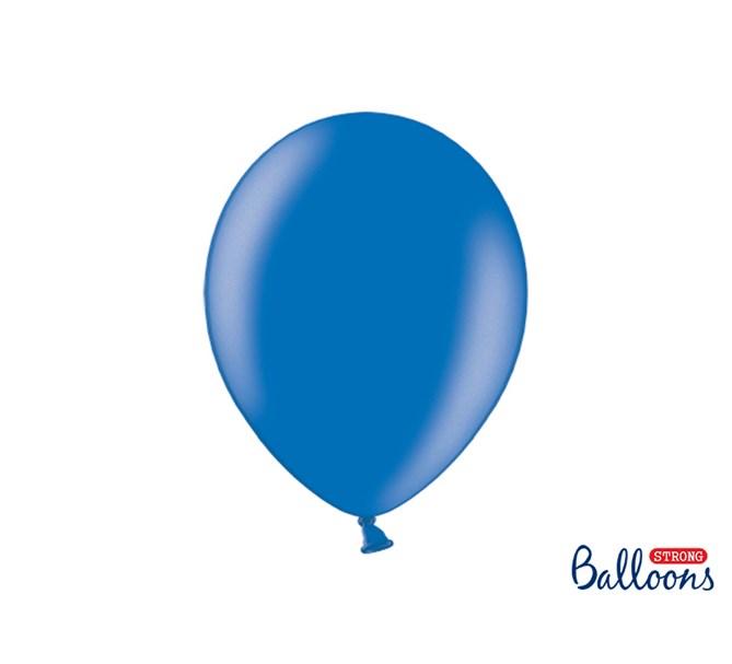 Ballonger Metallic Mörkblå