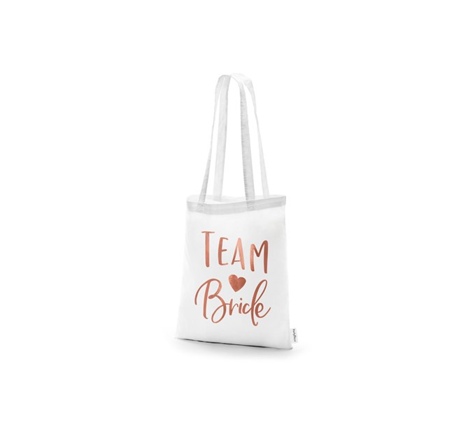 Tygkasse Team Bride