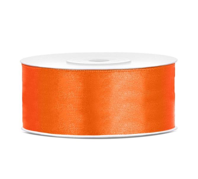 Satinband Orange