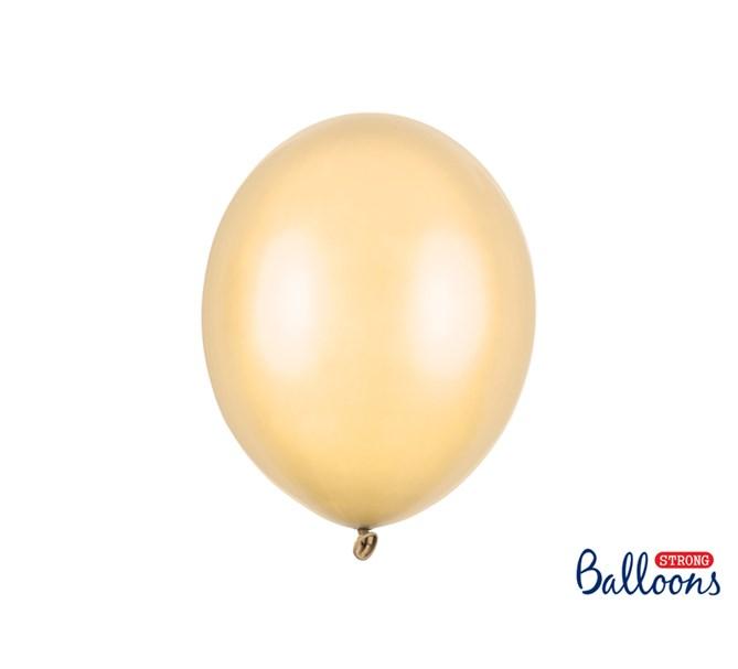 Ballonger Metallic Persika 35 cm.