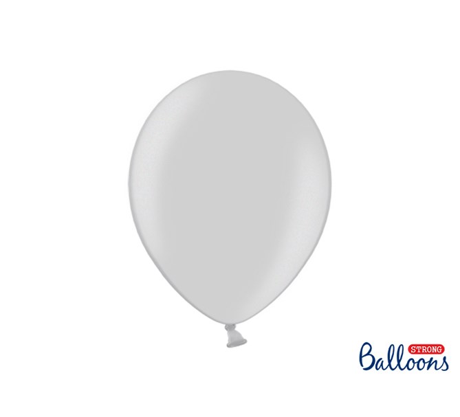 Ballonger Metallic Silver