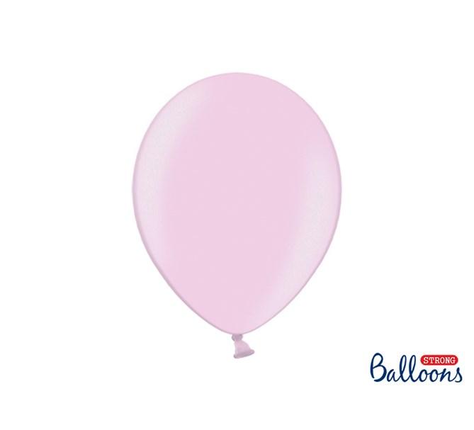 Ballonger Metallic Rosa