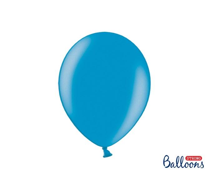 Ballong Metallic Turkosa