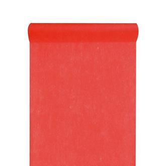 Bordslöpare Dekorväv Röd