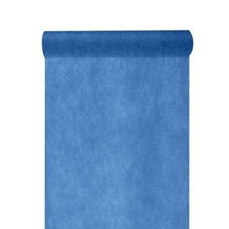 Bordslöpare Dekorväv mörkblå