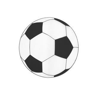 Underlägg Fotbollskalas, 6-pack