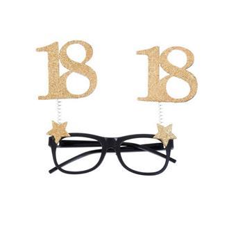 Glasögon födelsedag 18 år