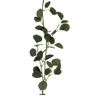 Konstgjord eukalyptus girlang 140 cm