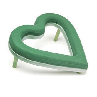 Oasis öppet hjärta med stöd, 40 cm.
