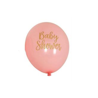 Ballonger Baby Shower Rosa, 8-pack