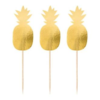 Toppers ananas, 20st