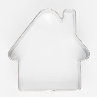 Kakform/pepparkaksform hus, 5,5 cm.