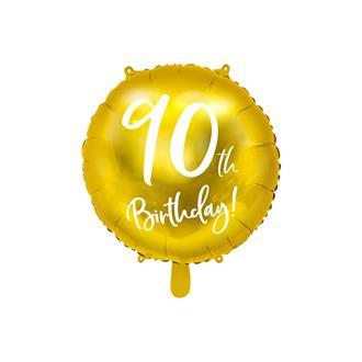 Folieballong 90 år