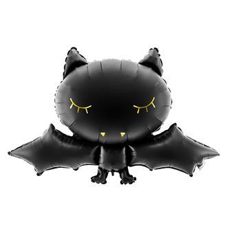 Folieballong Halloween fladdermus
