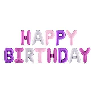 Ballonggirlang happy birthday