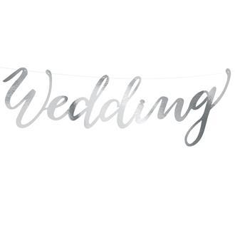 Girlang Wedding Silver