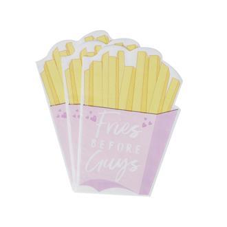 Servetter Pommes frites, 16-pack