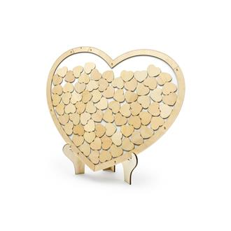 Gästbok hjärtram