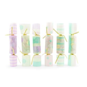 Confetti Crackers, 6-pack