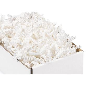 Pappersstrimlor vita, 100 g.