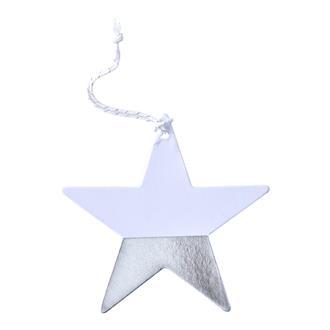 Placeringskort Silver Star, 6st
